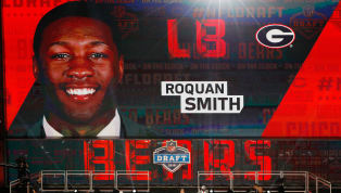 REPORT: Roquan Smith Won't Report to Bears Training Camp Over Contract Issues
