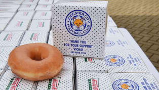 Leicester City Chairman Treats Fans to Free Beer and Doughnuts During Foxes Victory Over Southampton