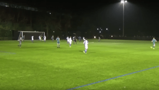 VIDEO: Wigan U15 Player Thelo Asgaard Scores Outrageous Rabona From the Edge of the Box