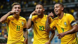 """อนาคตของชาติ ! คาดการณ์ 11 ผู้เล่นของทัพ """"แซมบ้า"""" บราซิล ในปี 2020"""