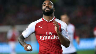 Arsenal Fan Loses Bet and Gets Tattoo of Darren Bent-Looking Alexandre Lacazette