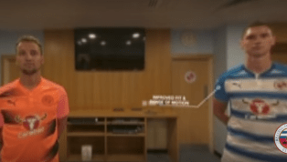 VIDEO: Reading Release Stunning New Home & Away Strips for Next Season via Virtual Reality
