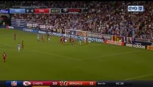 DISFRUTA: Los 5 mejores goles de la jornada de la MLS