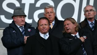 Bolton Chairman Ken Anderson Confirms the Club Have Finally Exited Their Transfer Embargo