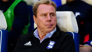 Birmingham City Part Company With Harry Redknapp Following Sixth Straight Defeat