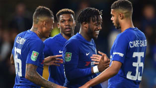 Carabao Cup Roundup: Arsenal, Chelsea, City & United All Secure Their Passage Through to Round 4