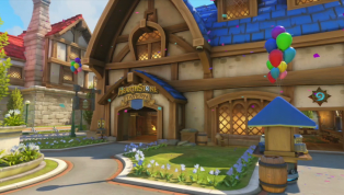 A Look Inside the Hearthstone Tavern in Blizzard World