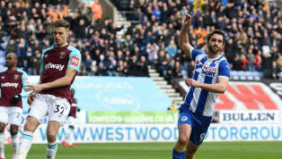 FA Cup Roundup: Will Grigg Fires Wigan Past West Ham as League Two Coventry Progress