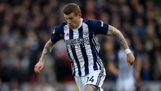 West Brom Reject Loan Offer From Derby County for James McClean