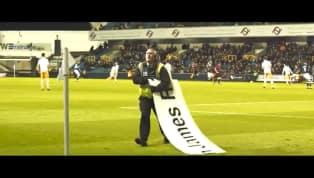 VIDEO: Millwall Embarrass Steward Battling Stray Sponsor Board With Oscar Worthy Short Film