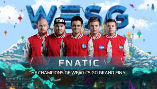 Fnatic Win WESG CS:GO World Finals