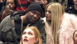 Lamar Odom y la familia Kardashian se reencontraron en un restaurante de Beverly Hills