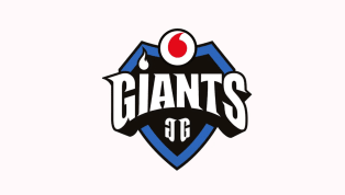 Giants Gaming Rebrands as Vodafone Giants