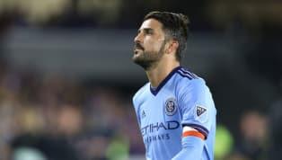 DESTACADO: David Villa está a un gol de llegar a los 400 en su carrera