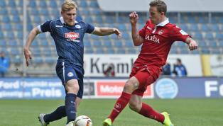 Arminia Bielefeld - 1. FC Kaiserslautern   Die offiziellen Aufstellungen