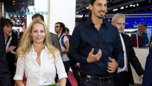 Ella es Helena Seger, la bella y elegante esposa de Zlatan Ibrahimovic