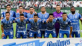"""ESPECTACULAR   El festejo de los jugadores de Godoy Cruz en homenaje a """"La Casa de Papel"""""""