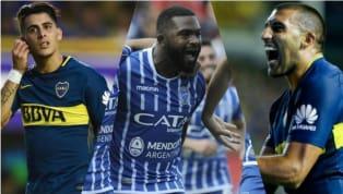 El equipo ideal de la fecha 26 de la Superliga