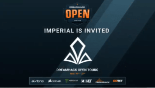 The Imperial Invited to DreamHack Open Tours