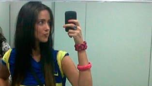 INCREIBLE | El particular mensaje de la novia de Colazo luego de su gol contra Boca