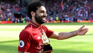 Mohamed Salah Receives Amazing Record Breaker Card in Ultimate Team