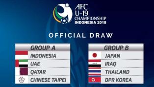 CHÍNH THỨC: Xác định bảng tử thần của AFC U19
