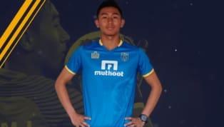 Kerala Blasters Officially Sign India's Brilliant Goalkeeper Dheeraj Singh