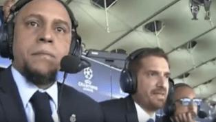 VÍDEO | La reacción viral de Roberto Carlos al gol de Bale