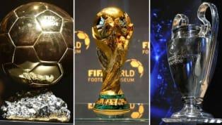 8 danh thủ từng giành Quả bóng Vàng, World Cup và Champions League trong sự nghiệp