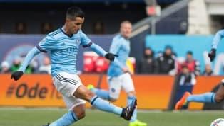 TREMENDO: El estelar Maxi Moralez lideró el triunfo del New York City en la MLS