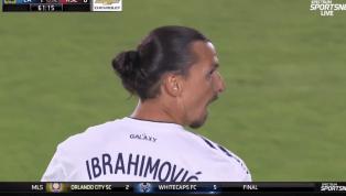 IMPERDIBLE: Revive el doblete de Zlatan Ibrahimovic que le dio la victoria al Galaxy