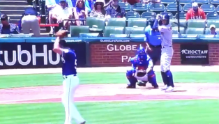 VIDEO: George Springer Crushes Leadoff Homer on First Pitch of the Game