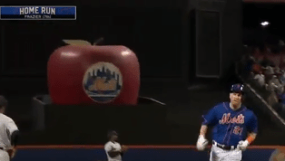 VIDEO: Todd Frazier Takes Luis Severino Deep to Give Mets the Lead