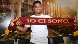 Manchester United Target Justin Kluivert Agrees AS Roma Switch