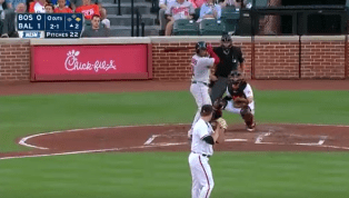 VIDEO: Watch Rafael Devers Deliver a Two-Run Jack to Give Boston the Early Lead
