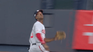 VIDEO: Watch Michael A. Taylor Make Incredible Catch Before Sliding Into Wall