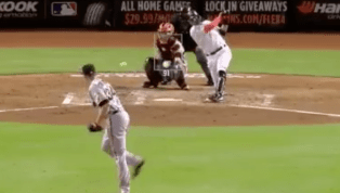 VIDEO: Watch Chris Stratton Make Ridiculous Catch on Comebacker and Turn Two