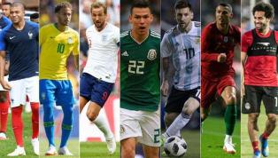 Top đội tuyển đắt giá nhất World Cup 2018: Đức không có cửa!