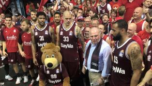 Matchball in Berlin: FC Bayern greift nach der deutschen Basketball-Krone