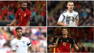 Top 10 hậu vệ phải hay nhất World Cup 2018: Gọi tên Kimmich, Carvajal