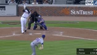VIDEO: Freddie Freeman Crushes Solo Shot to Extend Braves Lead