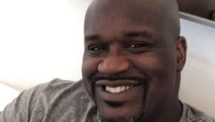 VIDEO: Shaq Showed Off His Toes on Instagram and They're Gross as Hell