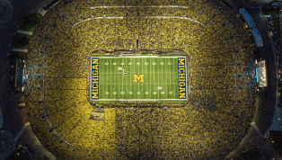 Wolverines to Incorporate Blue End Zones at Michigan Stadium
