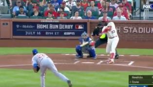 VIDEO: Watch Marcell Ozuna Crush 2-Run Shot Off Kyle Hendricks