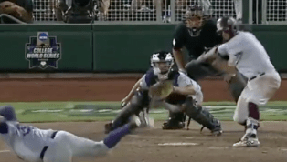 VIDEO: Mississippi State Walks it Off Against Washington in CWS