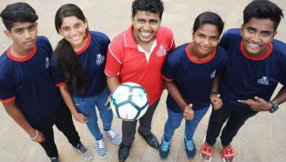 Six Youngsters From India's Slums Get the Chance to Attend the FIFA World Cup