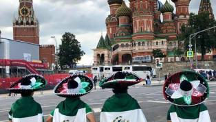IMPORTACIÓN   Los equipos de la Liga MX que han sido representados por sus fans en Rusia
