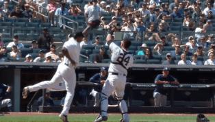 INCREÍBLE: Luis Severino le quitó la pelota a Gary Sánchez y realizó un out loco y que desató risas