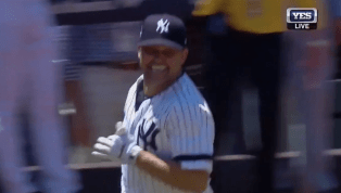 VIDEO: Nick Swisher Hits Mammoth HR on Old Timer's Day