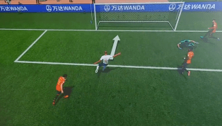 Video: 93 Rated Thierry Henry in FIFA 18 Completely Misses Goal But Scores Anyway